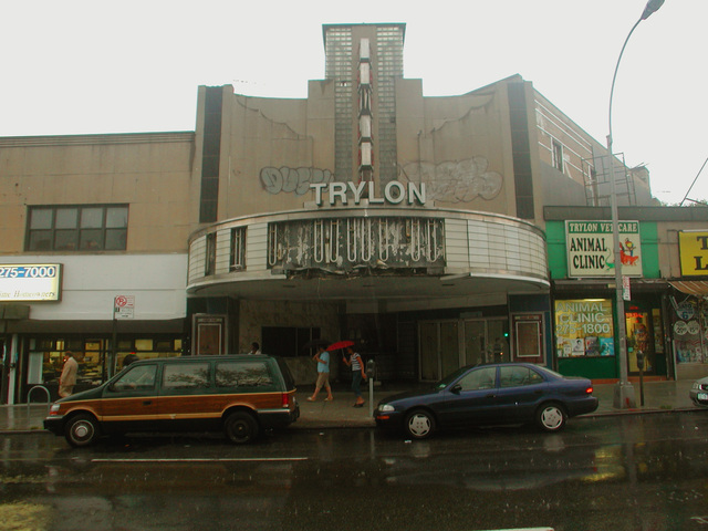 Trylon Theater - 2002
