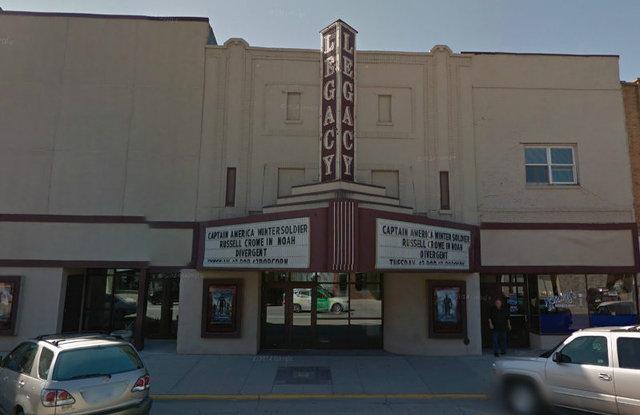 Legacy 3 Theatre