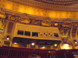 Chicago Theatre - Projection windows - back of  balcony