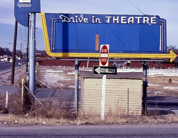 Drive In Movie Theater Pueblo Co