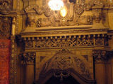 Chicago Theatre - Closeup of ornamental detail