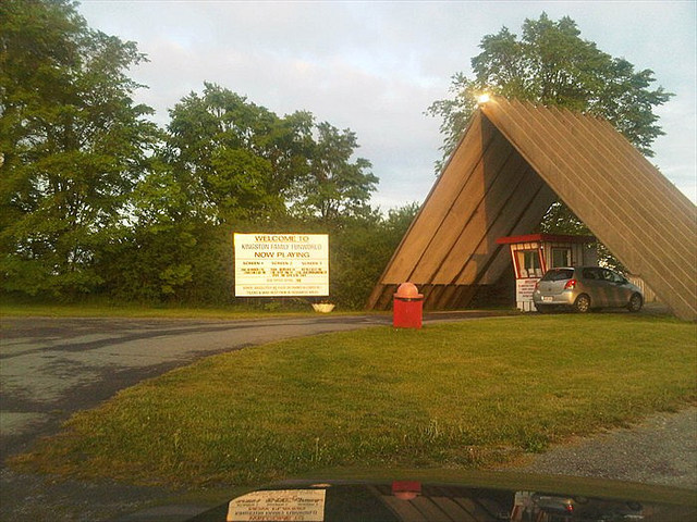 Kingston Drive-In