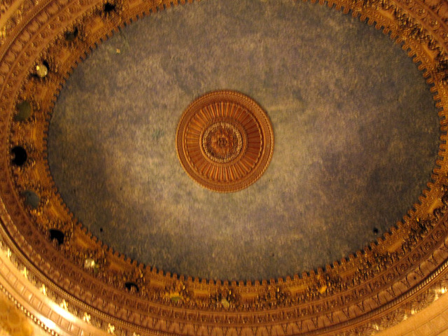 Chicago Theatre - Ceiling Cove