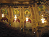 Chicago Theatre - Upper sidewall detail