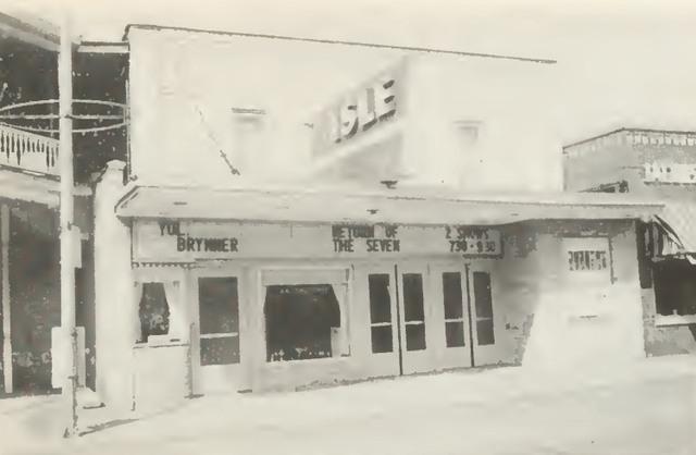 Isle Theatre