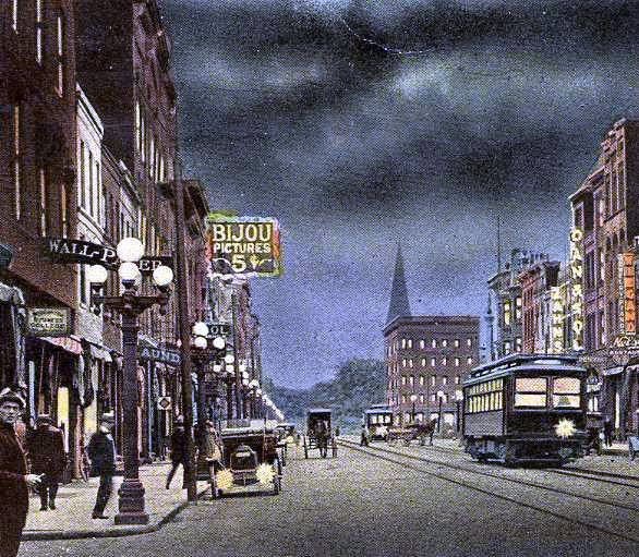 BIJOU (STATE, BADGER) Theatre; Racine, Wisconsin.