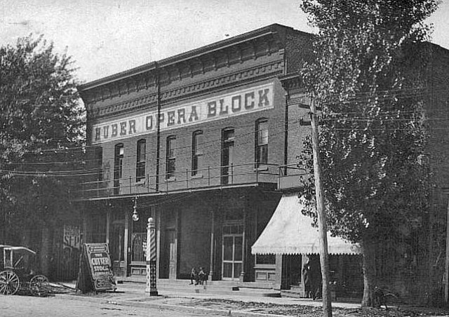 Huber Opera House & Civic Center