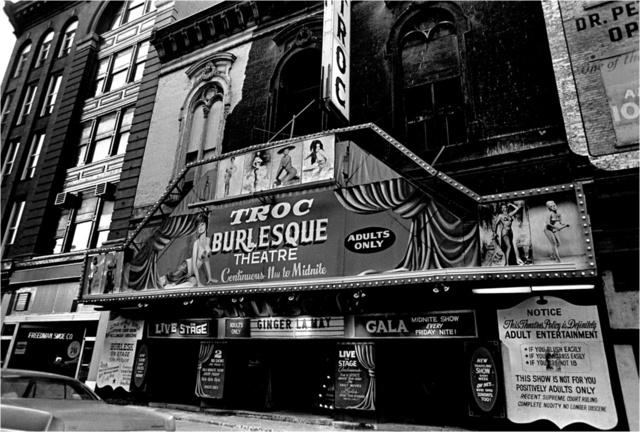 Trocadero Theatre