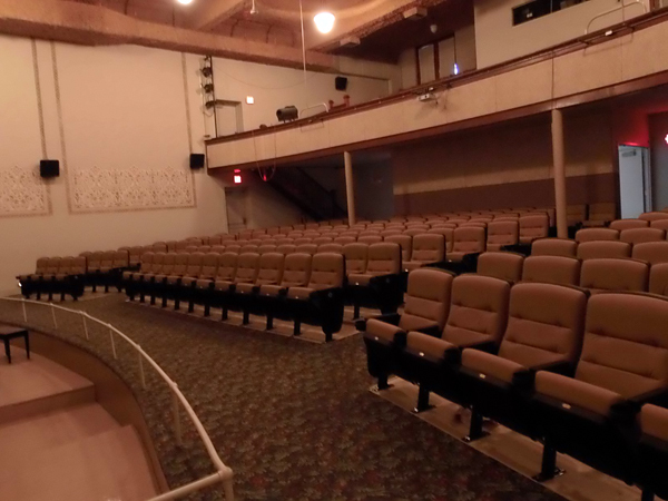 New Seats at Rialto II