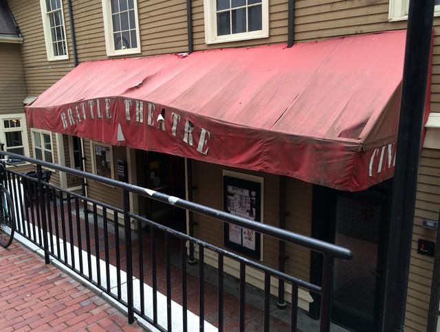 Brattle Theatre, Cambridge, MA