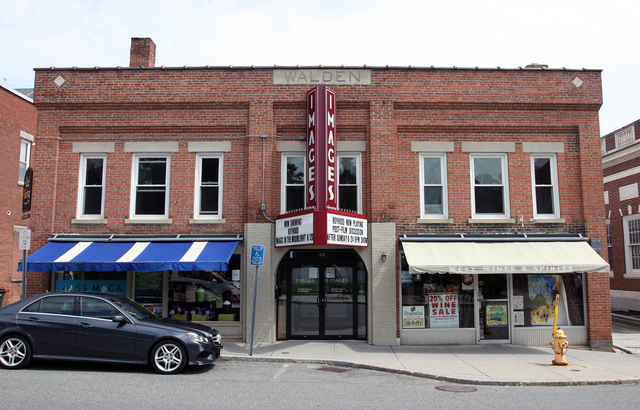 Images Cinema, Williamstown, MA