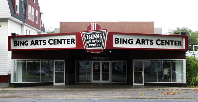 Bing Arts Center, Springfield, MA