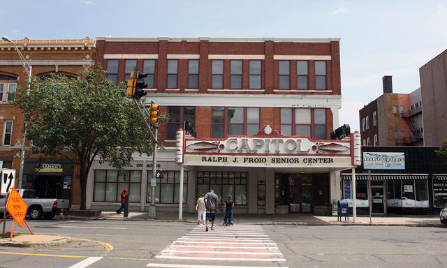 Capitol Theatre, Pittsfield, MA