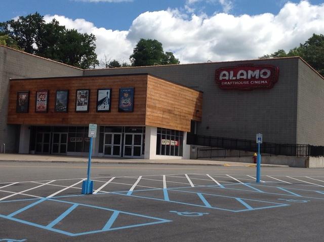 Alamo Drafthouse. Yonkers,NY