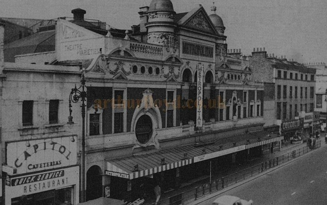 The Metropolitan Theatre
