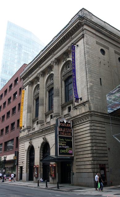 Cutler Majestic Theatre, Boston, MA