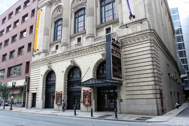 Cutler Majestic Theatre, Boston, MA