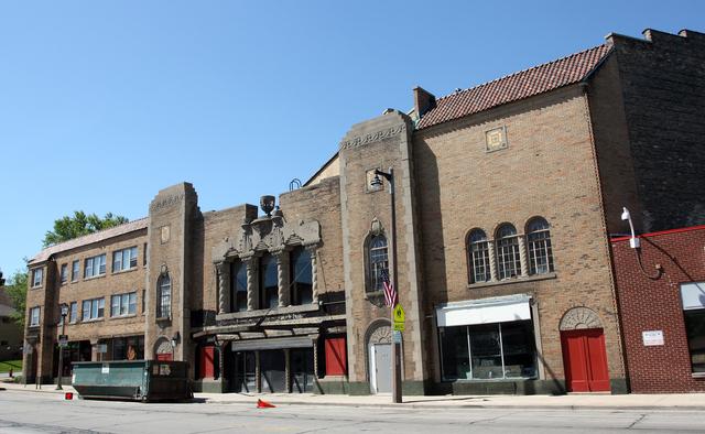 Avalon Theater, Milwaukee, WI