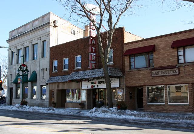 Antioch Downtown Theatre, Antioch, IL