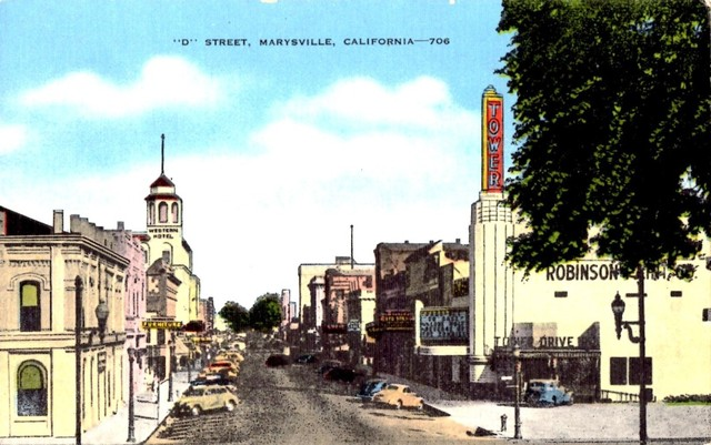 OLD TOWER THEATER