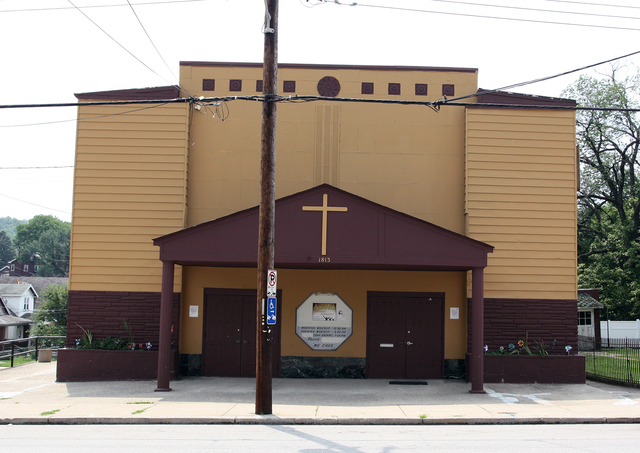 Shirley Theater, Covington, KY
