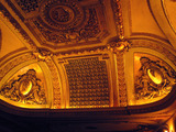 Chicago Theatre - Detail of cove in balcony soffit