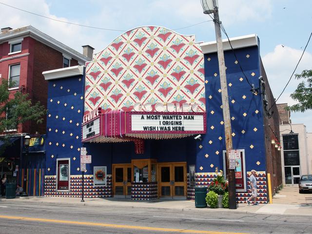 Esquire Theatre, Cincinnati, OH