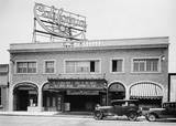 Early Picture of California Theater