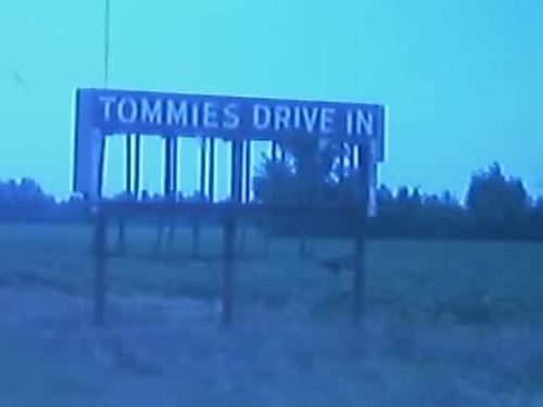 Tommies Drive-In