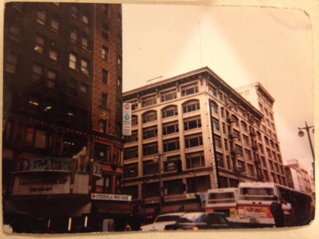 Circa 1998 photo courtesy of Marc Antony Stewart.