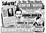 November 28th, 1938 grand opening ad
