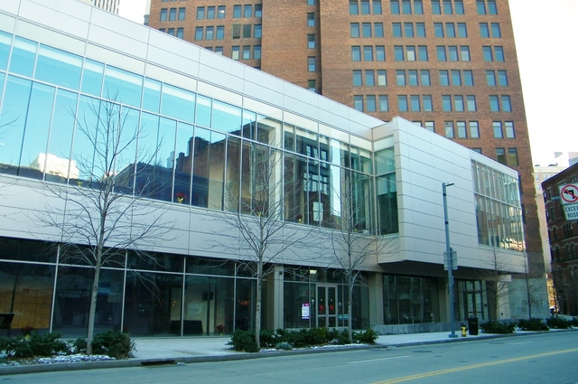 August Wilson Center for African-American Culture