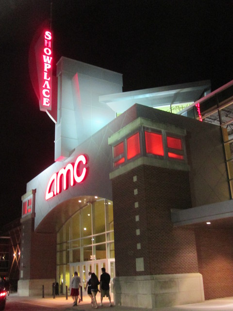 Movie Showtimes and Movie Tickets for AMC Showplace Naperville 16 located at Showplace Drive, Naperville, IL.