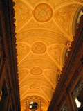 <p>Main Foyer Ceiling</p>