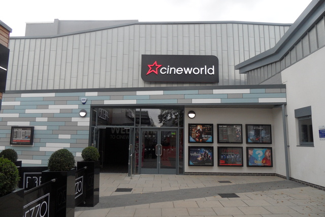 Cineworld St. Neots