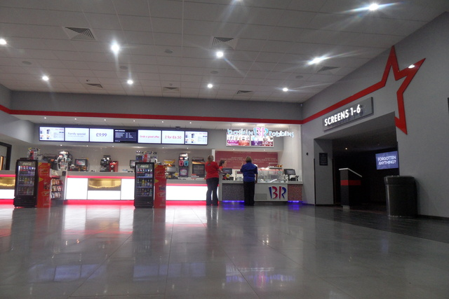 Cineworld Cinema - St. Neots