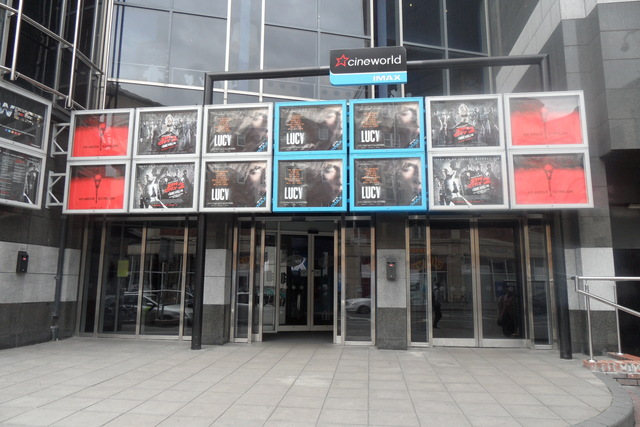Cineworld Cinema - Dublin