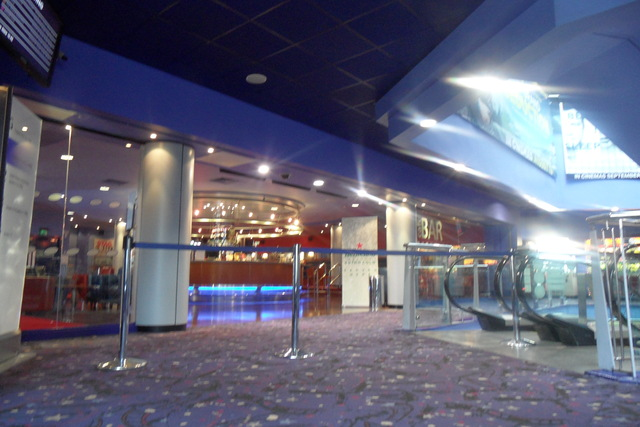 Cineworld Dublin