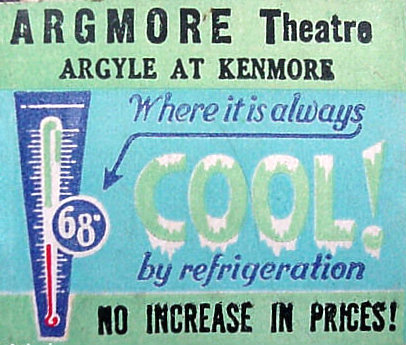 ARGMORE Theatre; Chicago, Illinois.