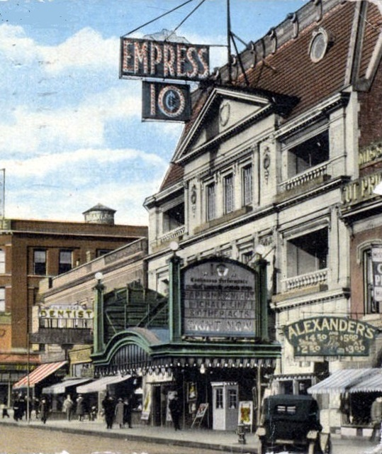 EMPRESS Theatre; Omaha, Nebraska.