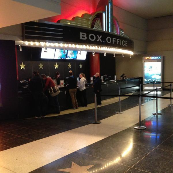 The AMC Lincoln Square 13's Box office