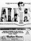 October 26th, 1966 grand opening ad
