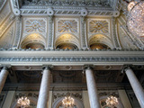 Chicago Theatre - Upper walls of grand lobby