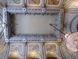 Chicago Theatre - Grand Lobby ceiling