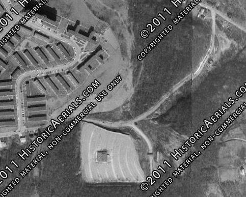aerial photo 1969