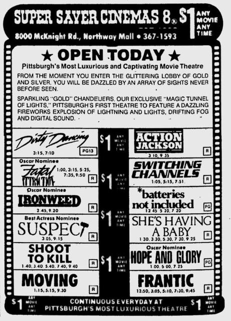 April 1st, 1988 grand opening ad