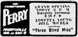 September 2nd, 1938 grand opening ad
