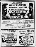 Ad ForTeatro Caribe (Cameo Theatre)
