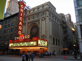 Chicago Theatre - The Front