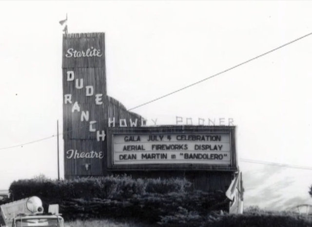 Starlite Dude Ranch Drive-In